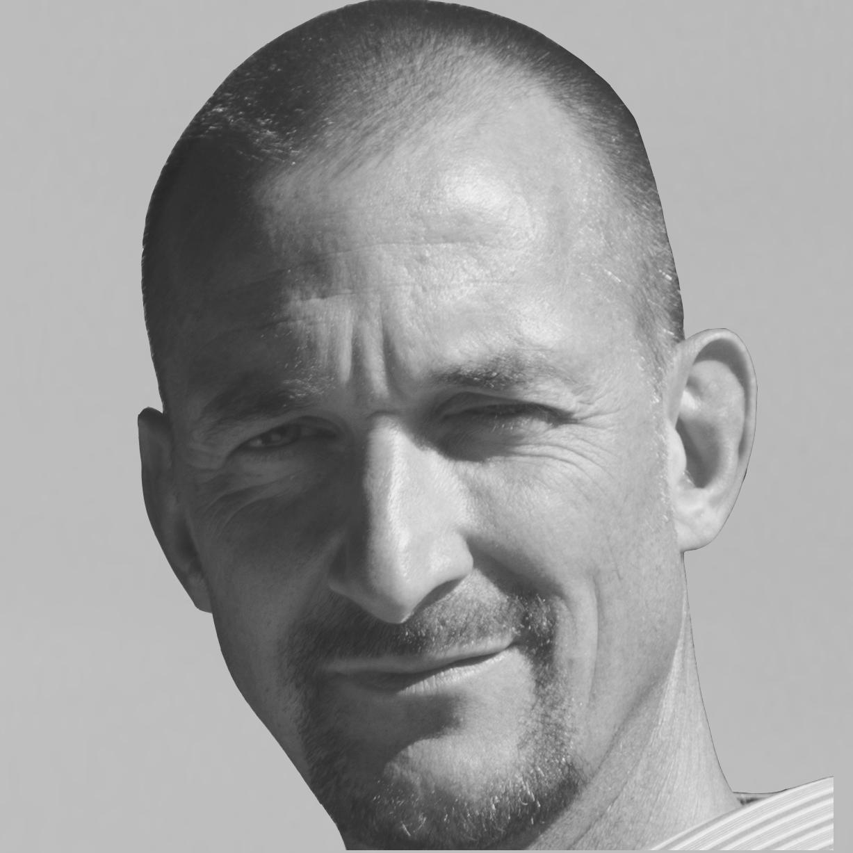 Neil Portrait Grey